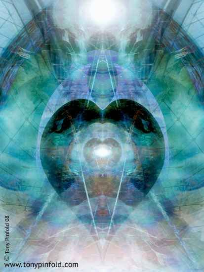 I am one within myself. I am in harmony with spirit. I feel my sacred kinship to all people and all forms of consciousness....