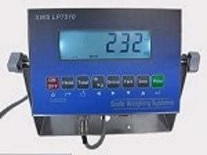 Scale Weighing Systems LP7510 SS LCD With Dual Input Indicator