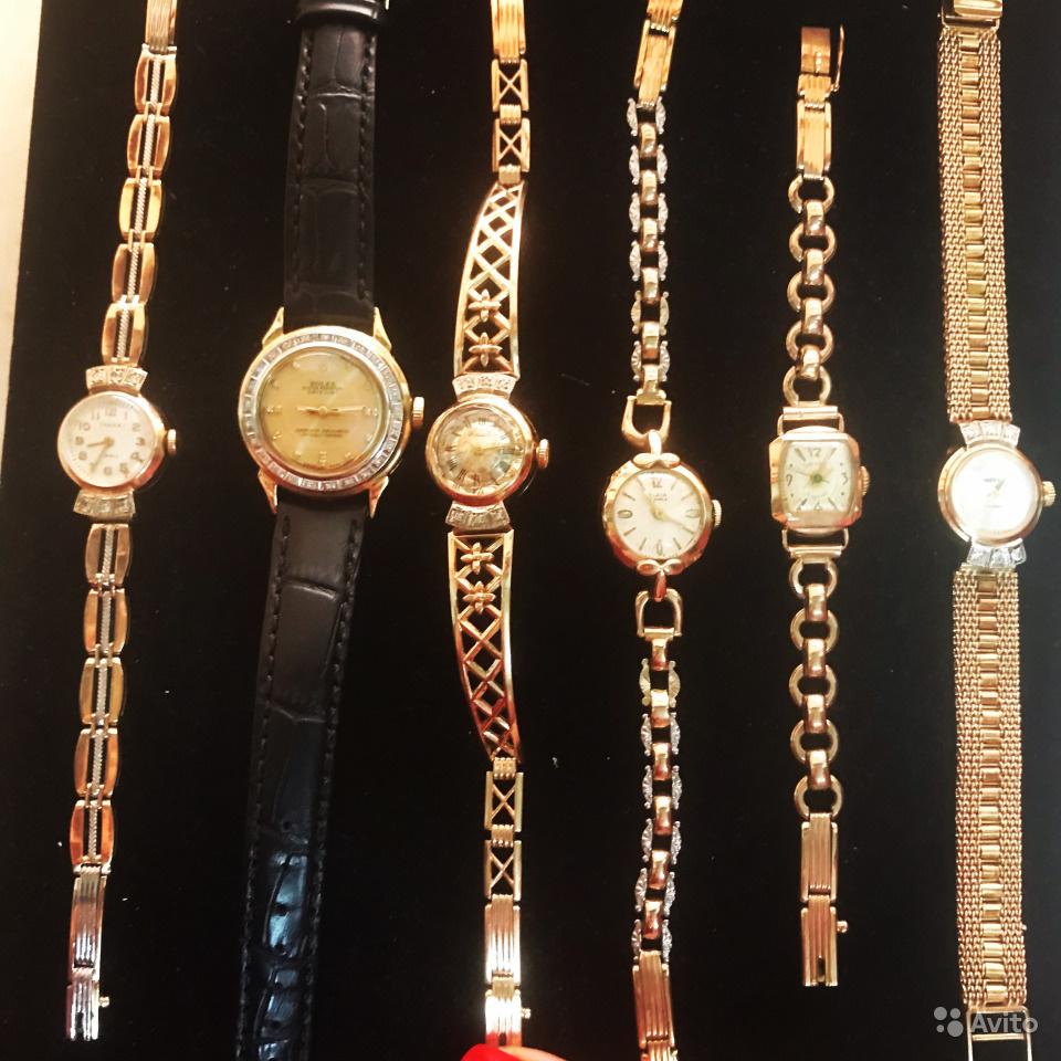 Часы женские золотые, с бриллиантами купить в ...