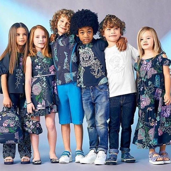 c75faf639 Zee & Co's adorable Young Versace collection! Shop this awesome collection  now . #versace #kids #children #baby #girl #boy #kidsfashion #toddlerlife  ...