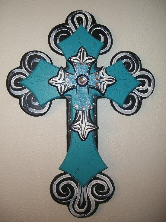 47 Best Painted Wooden Crosses Ideas Wooden Crosses Painted Wooden Crosses Cross Paintings