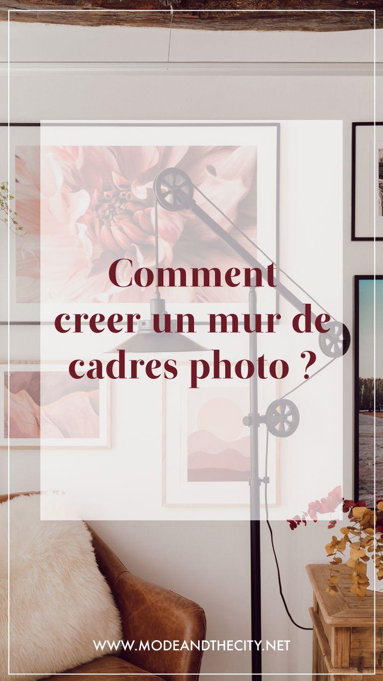 Creer Un Mur Photo comment créer un mur de cadres photos (sans faire de trou au