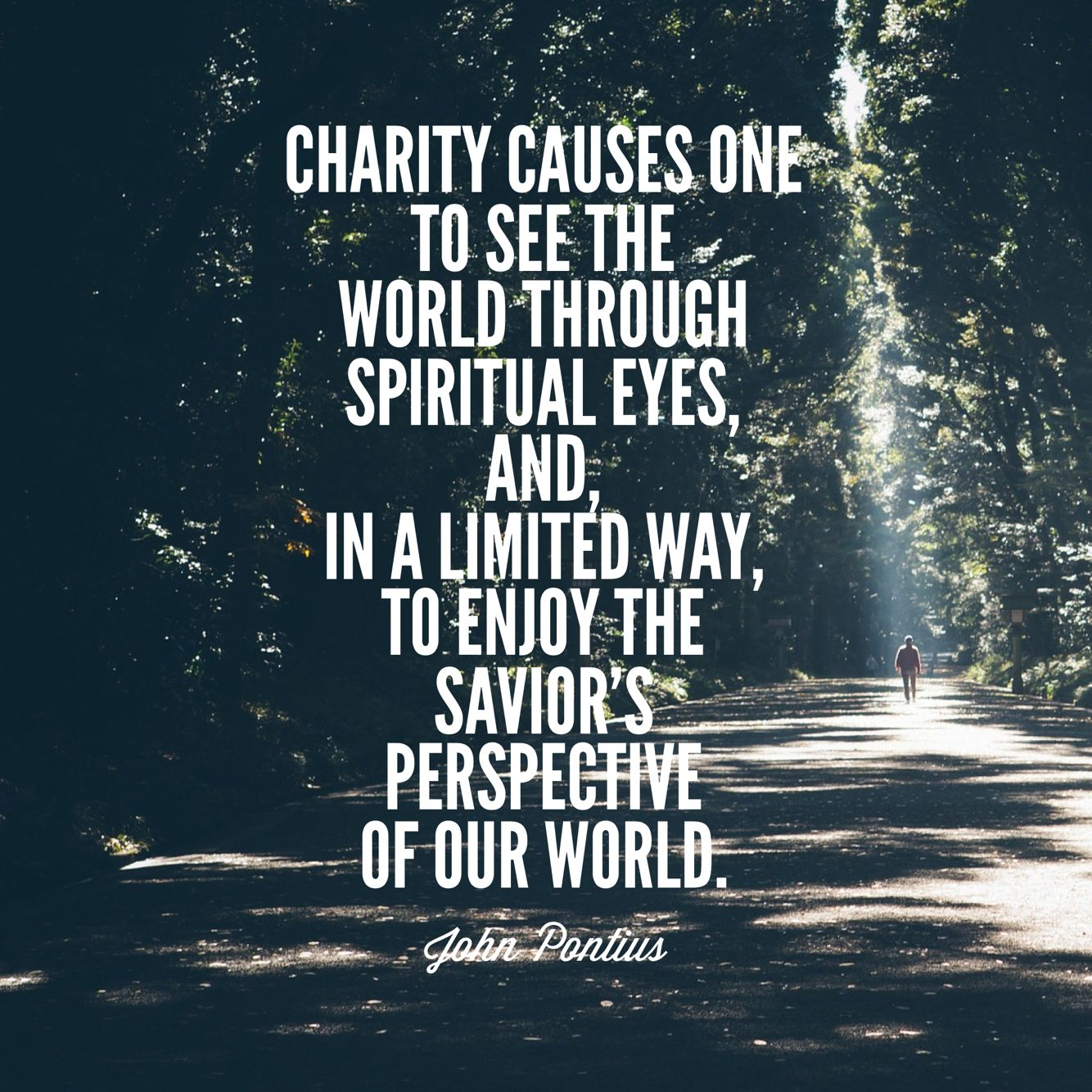 charity perspective quotes spiritual eyes christian quotes