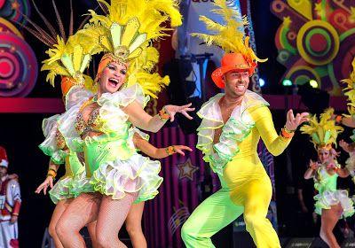 Grupo Mascarada Carnaval: Comparsas 'enlatadas'