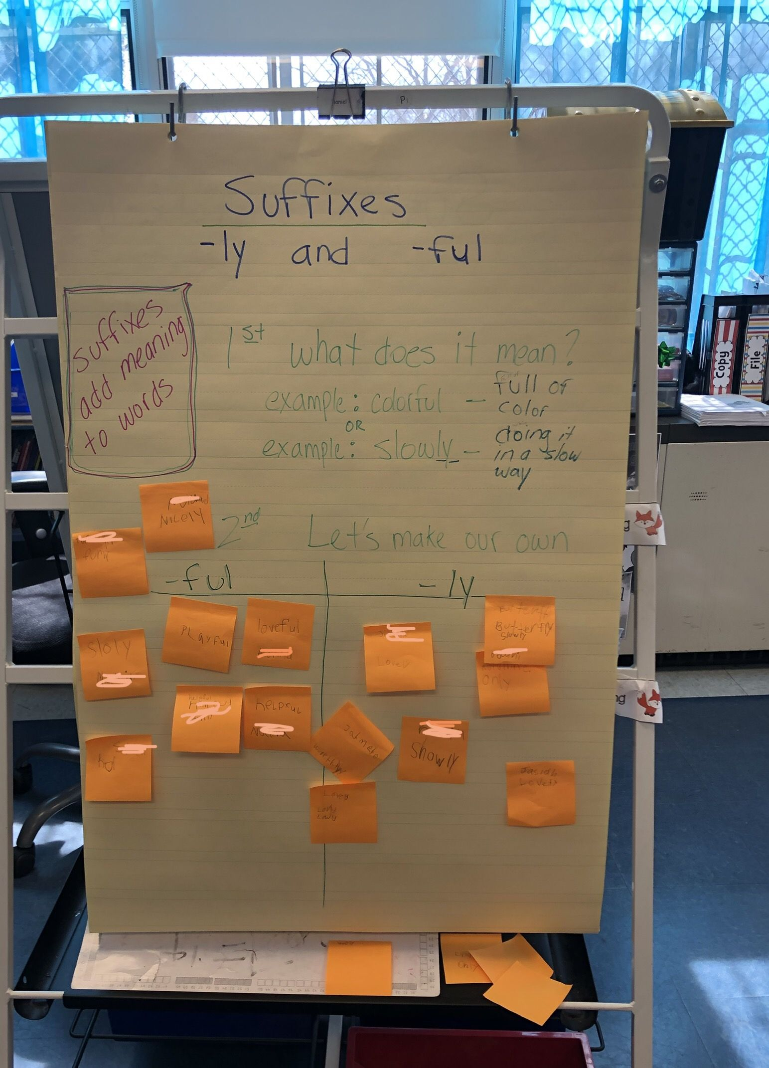 Suffixes Ly And Ful