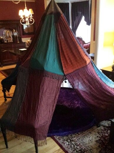 Gypsy fort tent