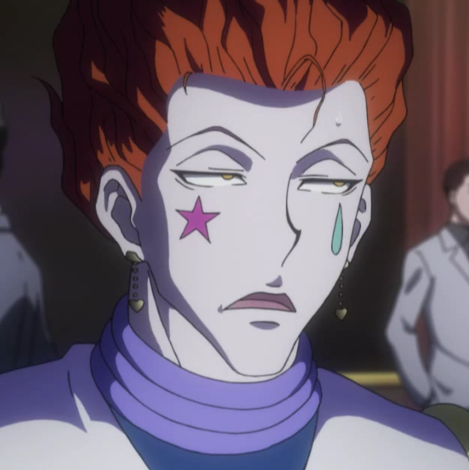 hisoka my husband