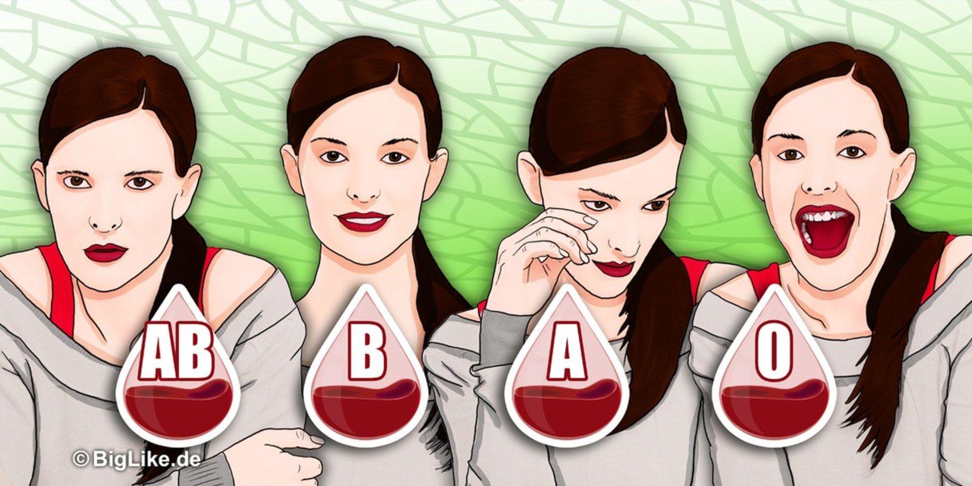 Diät Nach Blutgruppen
