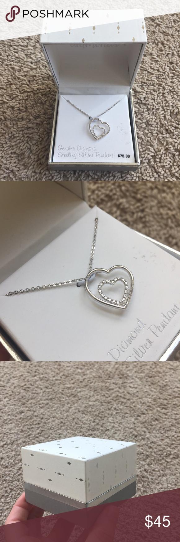 Spotted while shopping on Poshmark: Silver Necklace! #poshmark #fashion #shopping #style #Jewelry