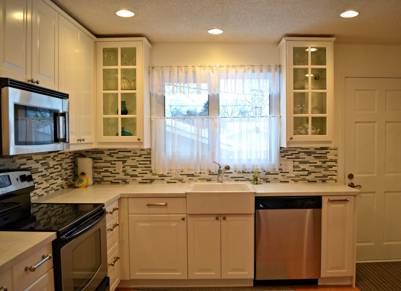 Lidingo Kitchen After Some Careful Planning And Lidingo Cabinetry And Fintorp Handles Cool Kitchens Kitchen Decor Kitchen