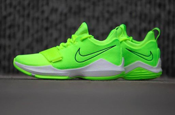 new arrival 65165 314f7 Nike PG 1 Volt Arriving This Week | Dr Wongs Emporium of ...