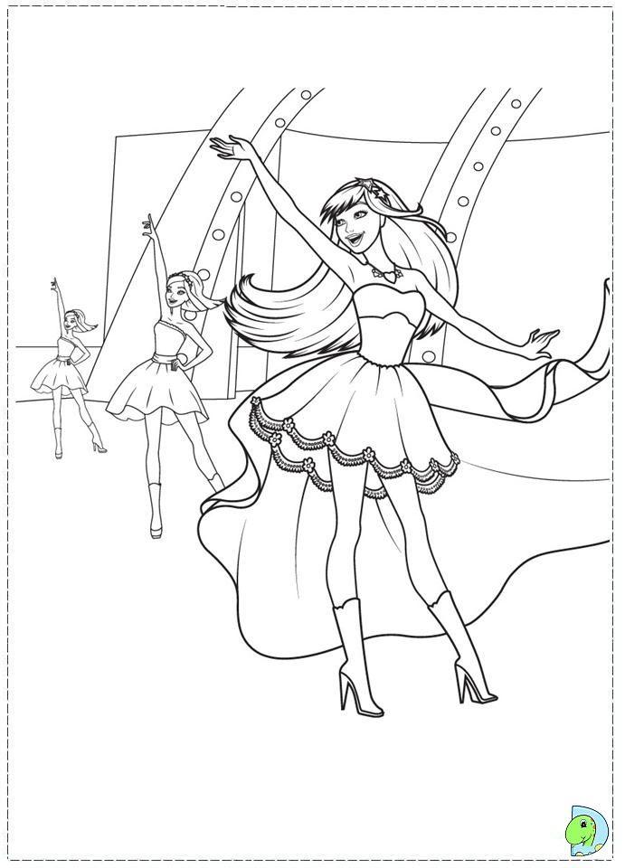 Barbie Princess Charm School Coloring Pages : barbie, princess, charm, school, coloring, pages, Barbie, Princess, Charm, School, Coloring, Pages, Google-søgning, Fargelegging