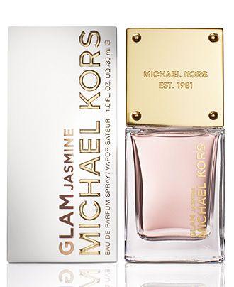 Glam Jasmine Eau De Parfum Spray 1 Oz Michael Kors Perfume Perfume Jasmine Perfume