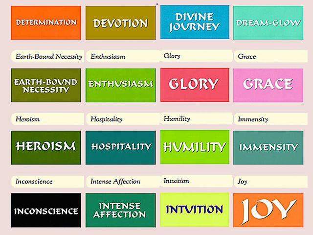 Spiritual Meaning of Colors | The Spiritual Meaning of