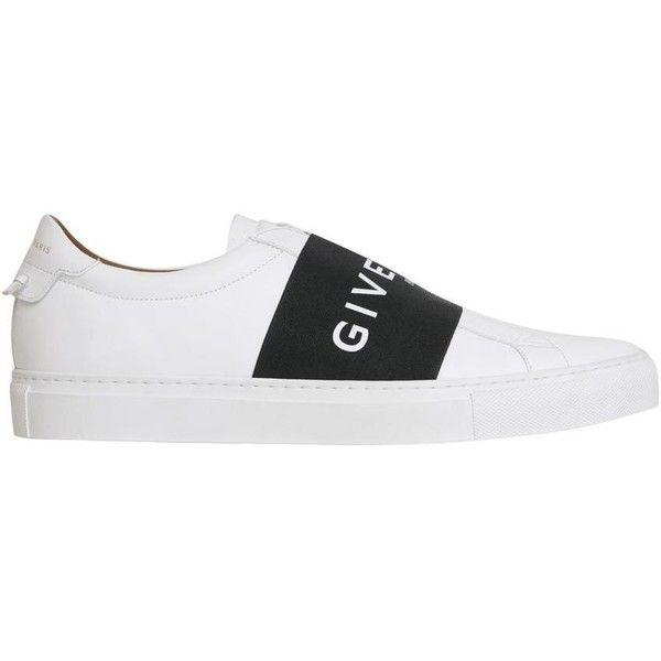 Sneakers URBAN STREET leather white Givenchy tNrjV3B