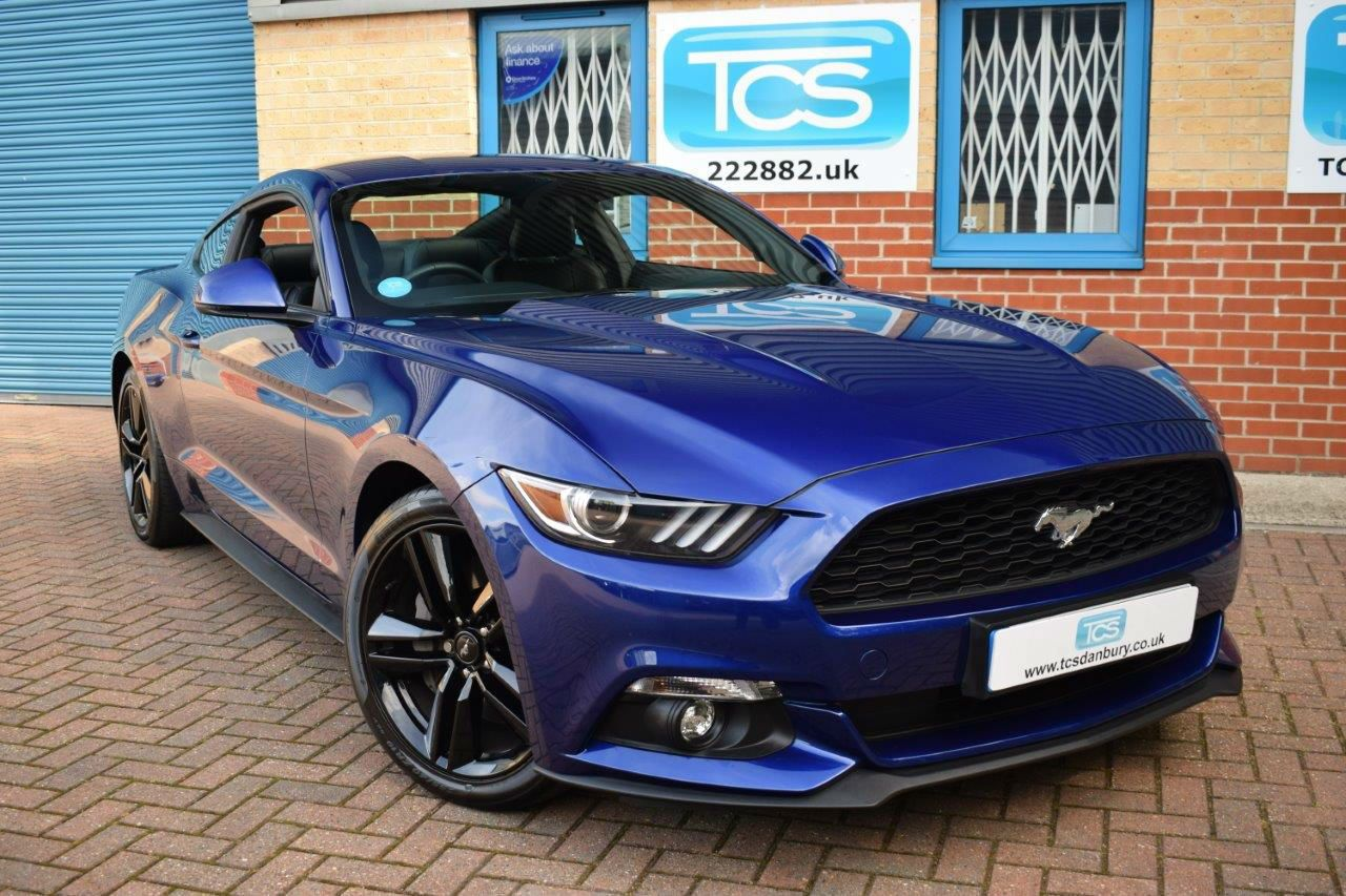 Uk Supplied 16 16 Plate Rhd Ford Mustang 2 3 Ecoboost 313bhp Fastback 6 Speed Manual Balance Of Ford Warranty To May 2019 Just Servic Ford Mustang Mustang Ford