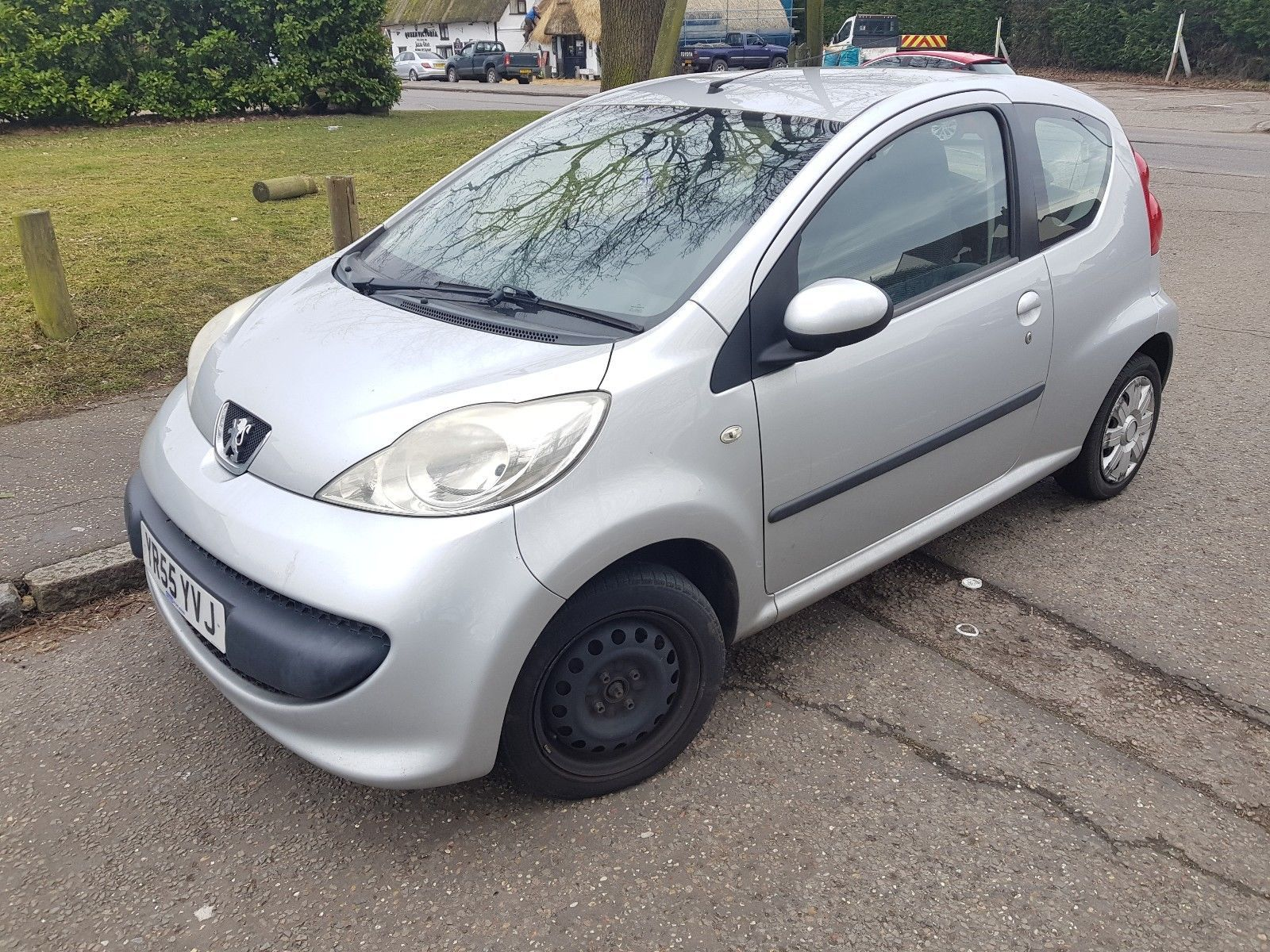Peugeot 107 for Spares/Repairs/Project **Non Runner