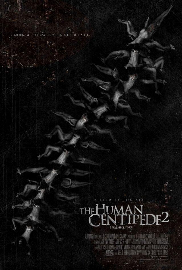 The Human Centipede 2 Centopéia Humana 2 In Brasil Pelicula De Horror Peliculas De Terror A Serbian Film