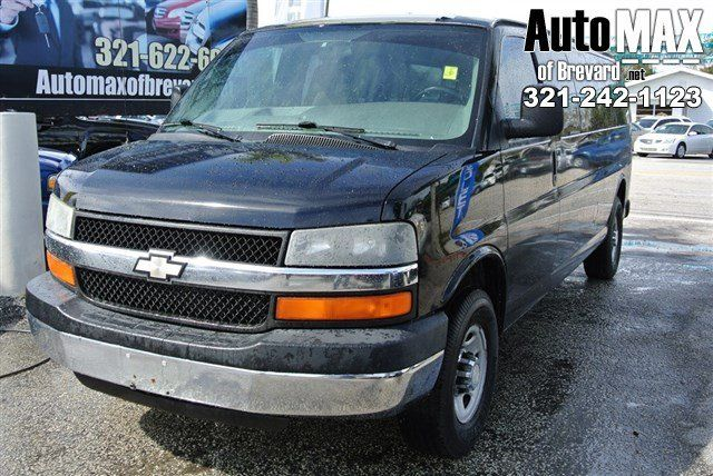 Land A Steal On This 2008 Chevrolet Express Passenger Before