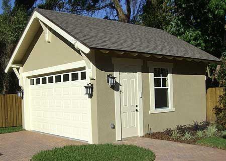 Plan 44080td Craftsman Style Detached Garage Plan Garage