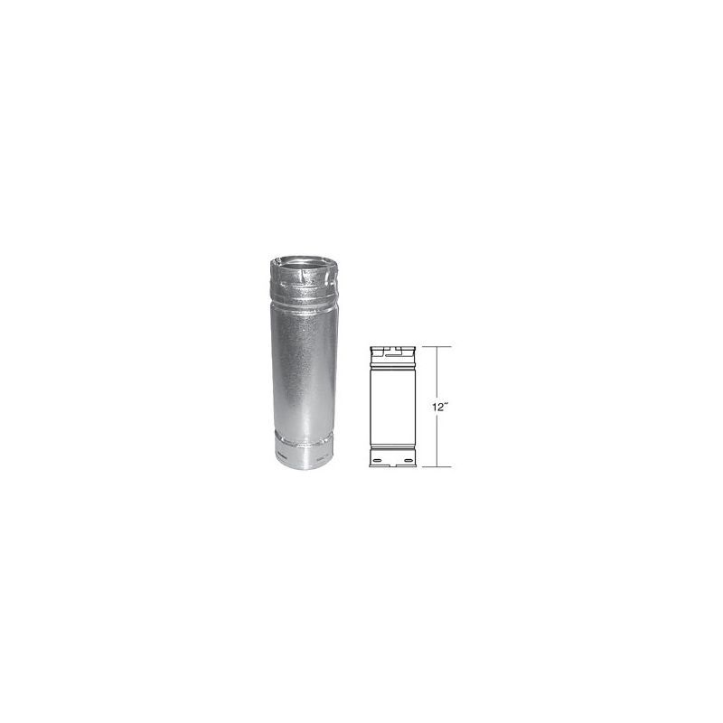 Duravent 4pvl A12 Stainless Steel Type