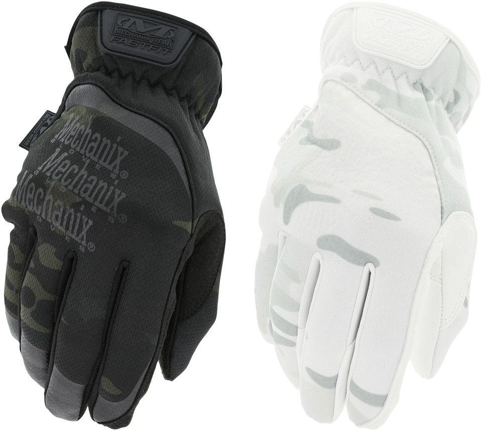 Mechanix Wear FastFit Gloves Mens Tactical Military Army Police Use Covert Black