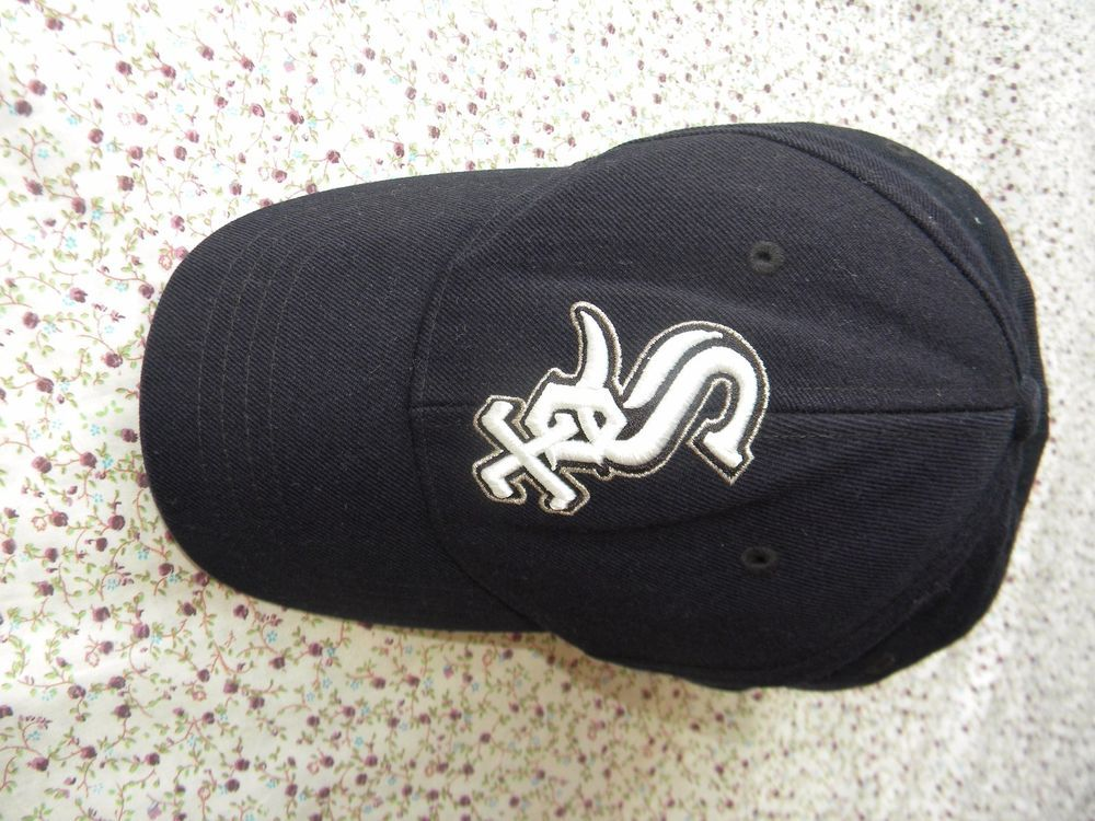 on sale 56211 a852a Chicago White Sox Brand MLB Strapback Adjustable Cap Hat ...