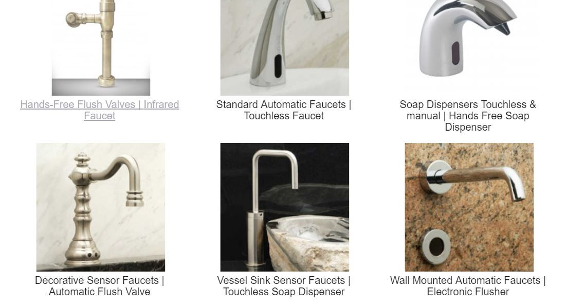 Outstanding Electronic Faucets Offers The Worlds Finest Selection Of Download Free Architecture Designs Rallybritishbridgeorg