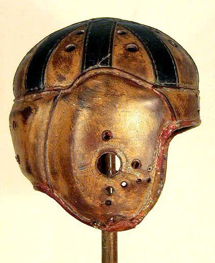 Vintage Football Helmets - Antique Football Helmets  0472c148c86