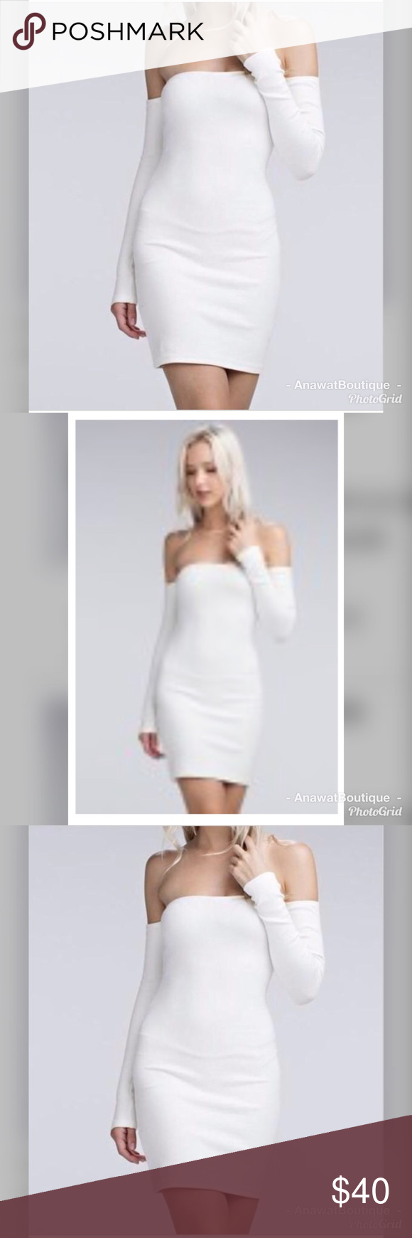 Knit Wasn t Me Off-the-Shoulder Dress A great on trend basic to have ... 2d573d29a
