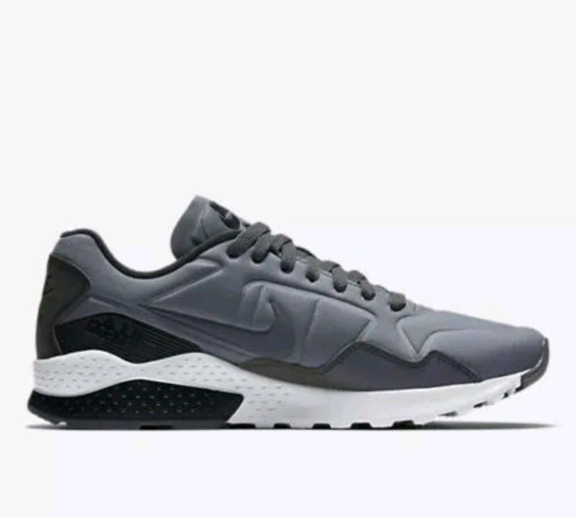 815c4a288acb Nike Air Zoom Pegasus 92 PRM Premium Mens Running Shoes 12 Dark Grey 844654  004