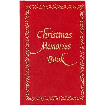 christmas memories book - Christmas Memories Book