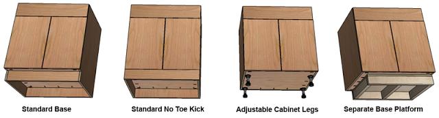 How To Build Frameless Base Cabinets Base Cabinets Frameless Cabinets Cabinet