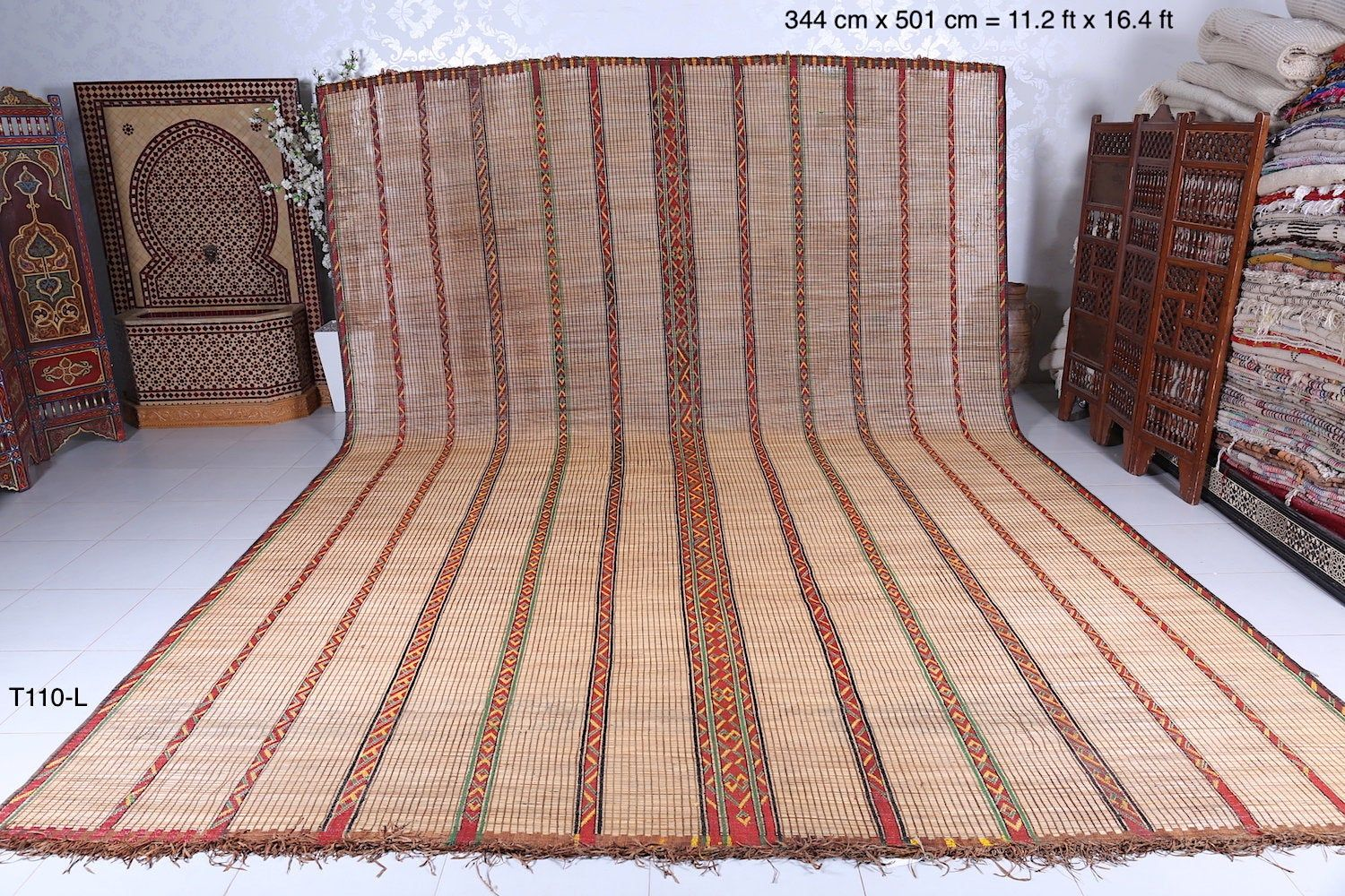 Rugats Large African Rug