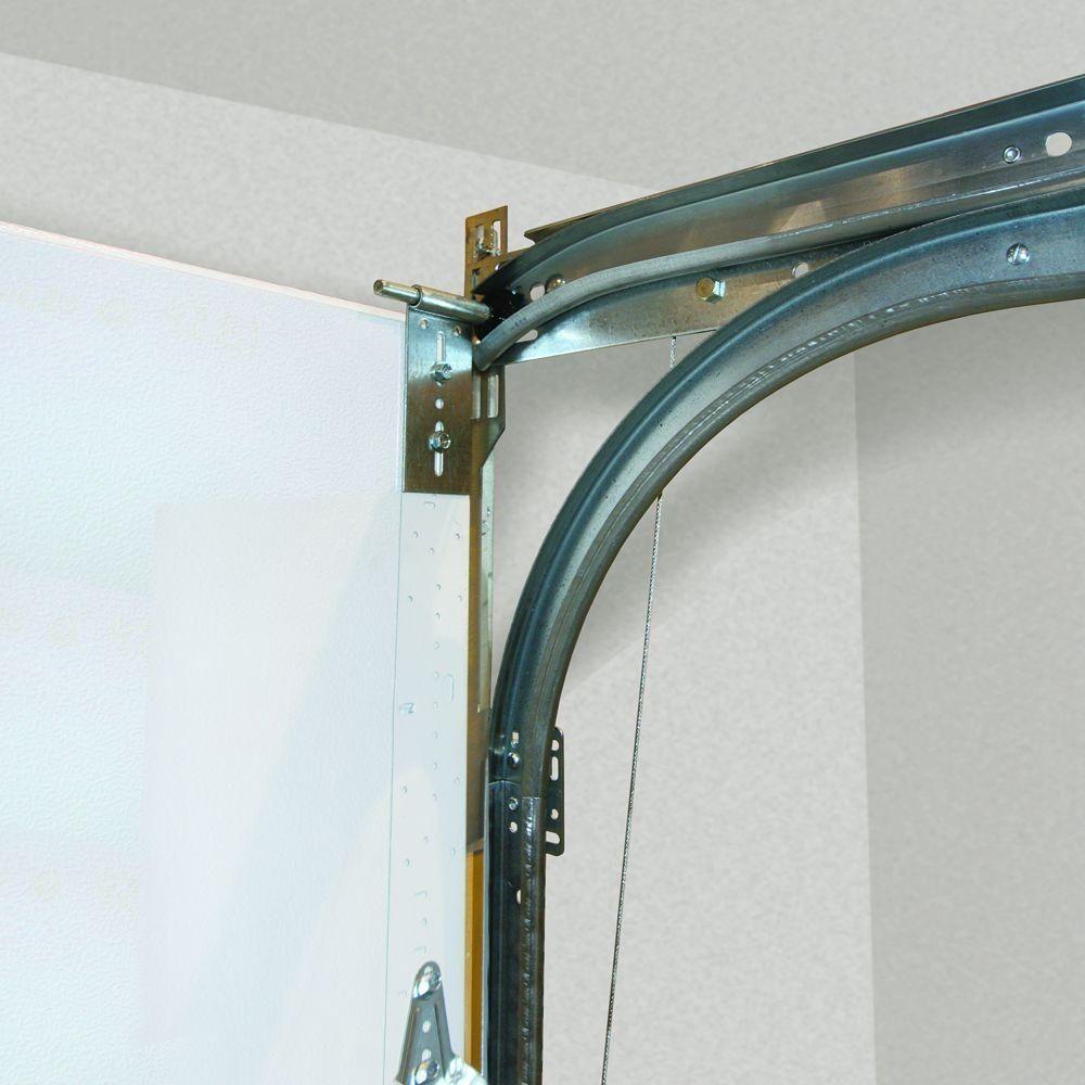 Low Profile Overhead Garage Door