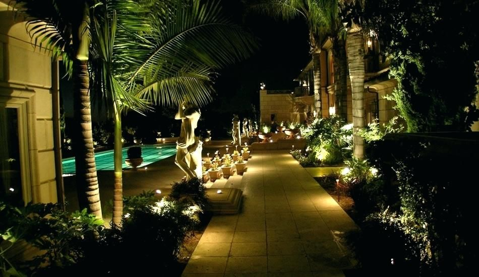 Volt Landscape Lighting Plus Desert Landscaping