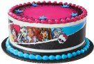 Amazon.com: Customer Reviews: Monster High Designer Prints Edible Cake Image Border