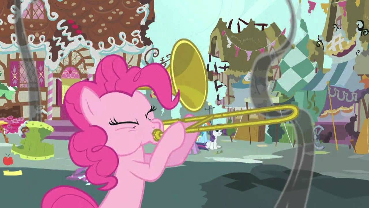 Pinkie Pie's Imperial march [Star Wars]>>>>>>>>WATCH THIS. NOW.