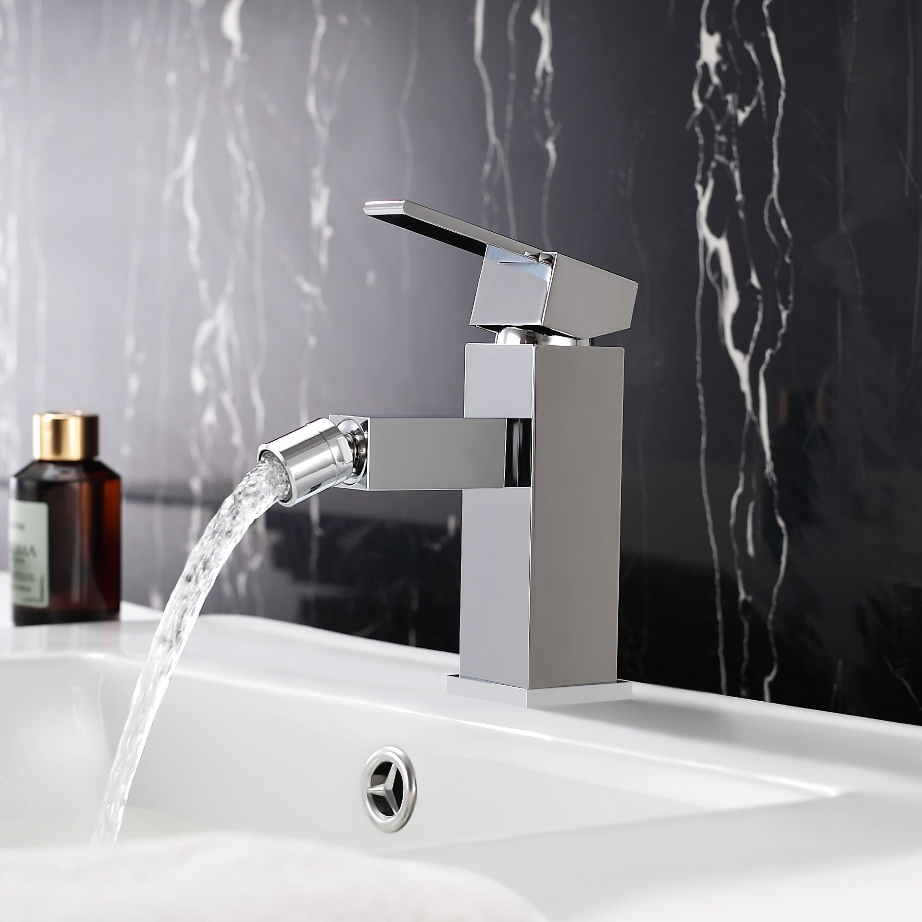 Dree Modern Waterfall Spout 1 Handle