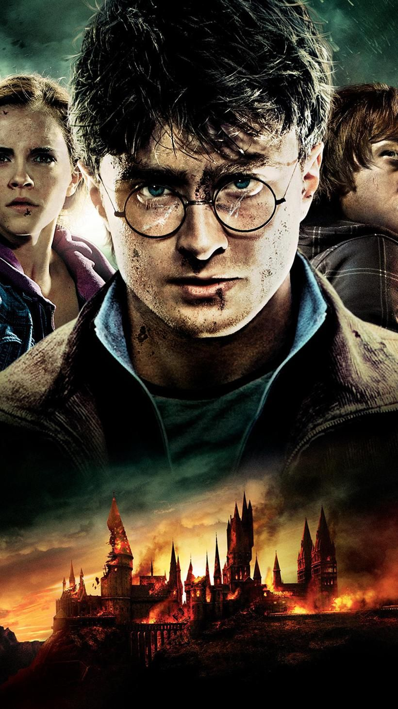 Harry Potter And The Deathly Hallows Part 2 2011 Phone Wallpaper Moviemania Harry Potter Wallpaper Harry Potter Tumblr Harry Potter Artwork