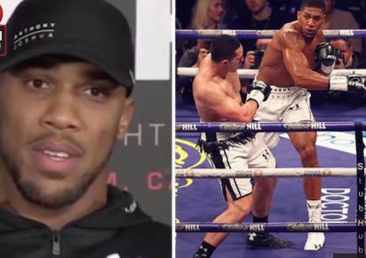 """Revealed: What Anthony Joshua Said To Joseph Parker's Mother After Beating Him In 12 Round Bout  The internet has gone agog with the response AJ gave to Joseph Parker's mom after defeating Joseph Parker in a 12 round bout.    Anthony Joshua beat Parker in a 12 round bout    Anthony Joshua gave a message to Joseph Parkers mum after defeating the New Zealander on points at the weekend.    The message has now been hailed by boxing fans.    The undefeated Brit added Parkers WBO championship to his WBA IBF and IBO belts after going the distance for the first time in his career at Cardiffs Principality Stadium.    After the fight speculation quickly turned to a potential match-up with WBC champion Deontay Wilder.    Joshua was asked about the outspoken Americans recent claims he wants to kill a boxer in the ring.    In response the 28-year-old said:Wilder is Wilder isnt he thats what youre going to get.  I wouldnt want a body on my record.  I say my little prayer in the corner I pray for success and I pray for his health.  I made sure I spoke to Parkers mum before she left and said pat your son on the back because hes done well and hell be back.    That goes a long way so why would I want to kill her son in the ring?  Each to their own but for me thats not who I am but for him lets not belittle him for what he says.  Thats who he is and we accept him for it.    The humble answer was quickly praised by viewers online.    Nothing but love and respect for AJone wrote.    Another added:What a classy gentleman."""""""