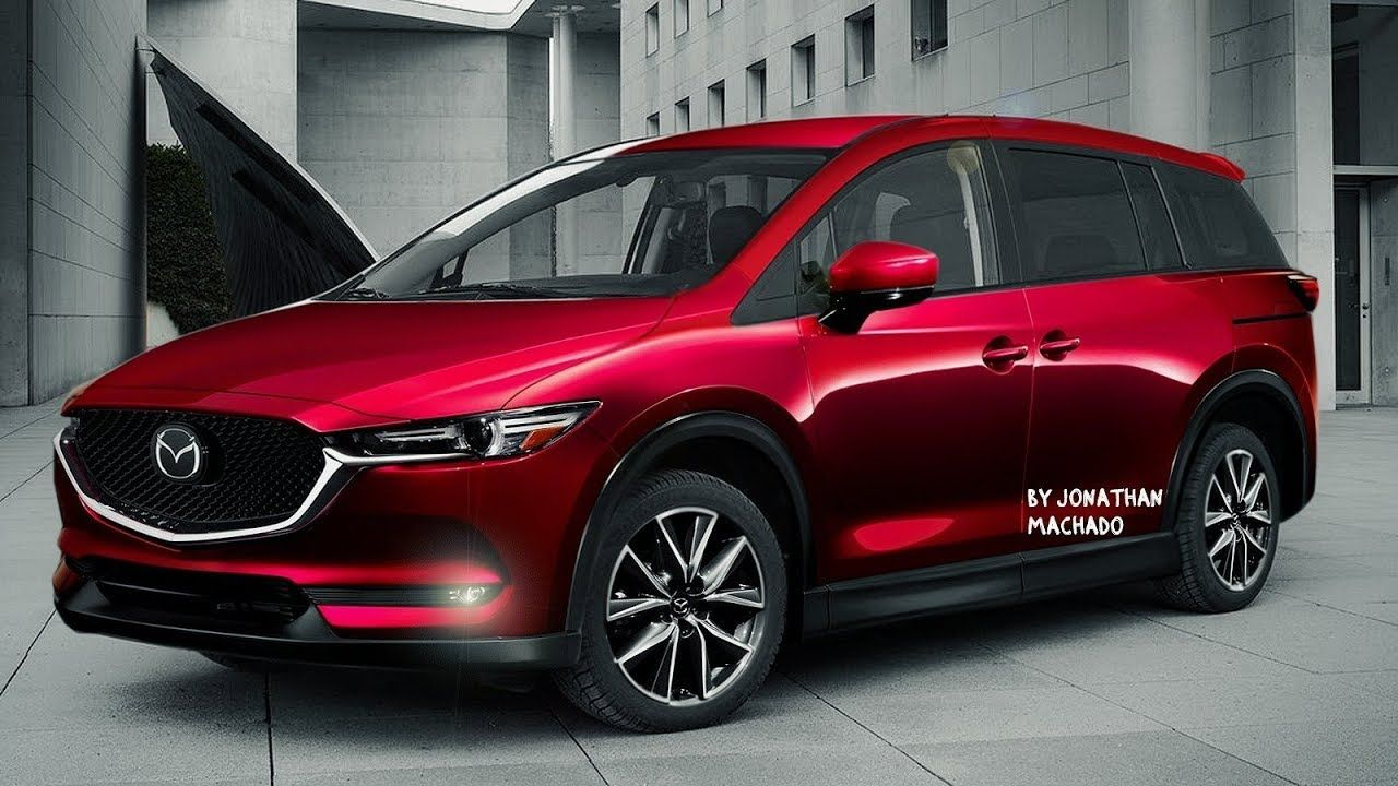 Render All New 2020 Mazda 5 Mazda5 Youtube Pertaining To Minivan 2020