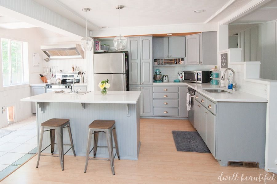a mostly diy kitchen makeover for under 5 000 budget kitchen remodel diy kitchen remodel on kitchen remodel under 5000 id=14468