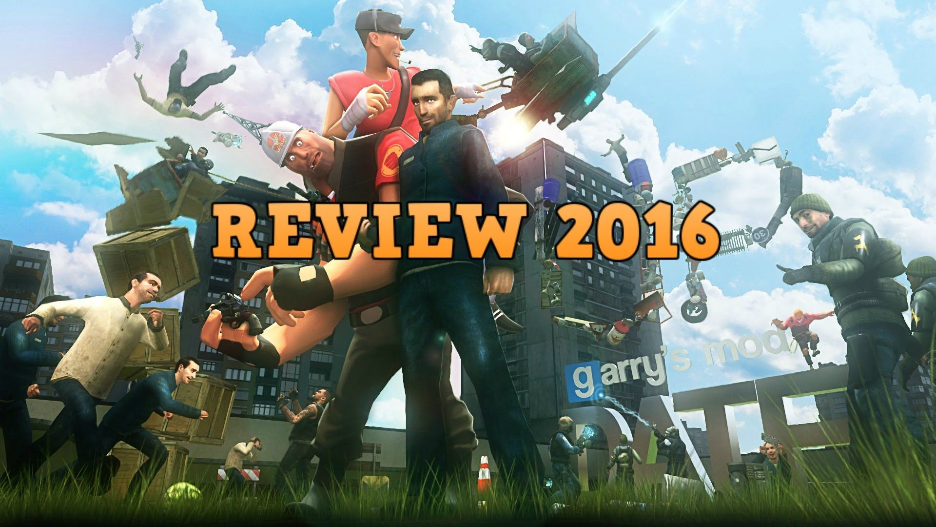 Garry's Mod Review 2016 | LatestGames | Games roblox, Best