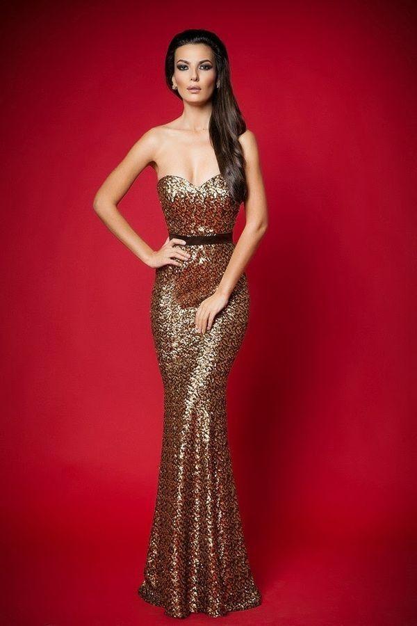 e0cf7e38a654 Vestido #Noche #Fiesta #Largo | Damas?? | Vestidos, Vestidos de ...