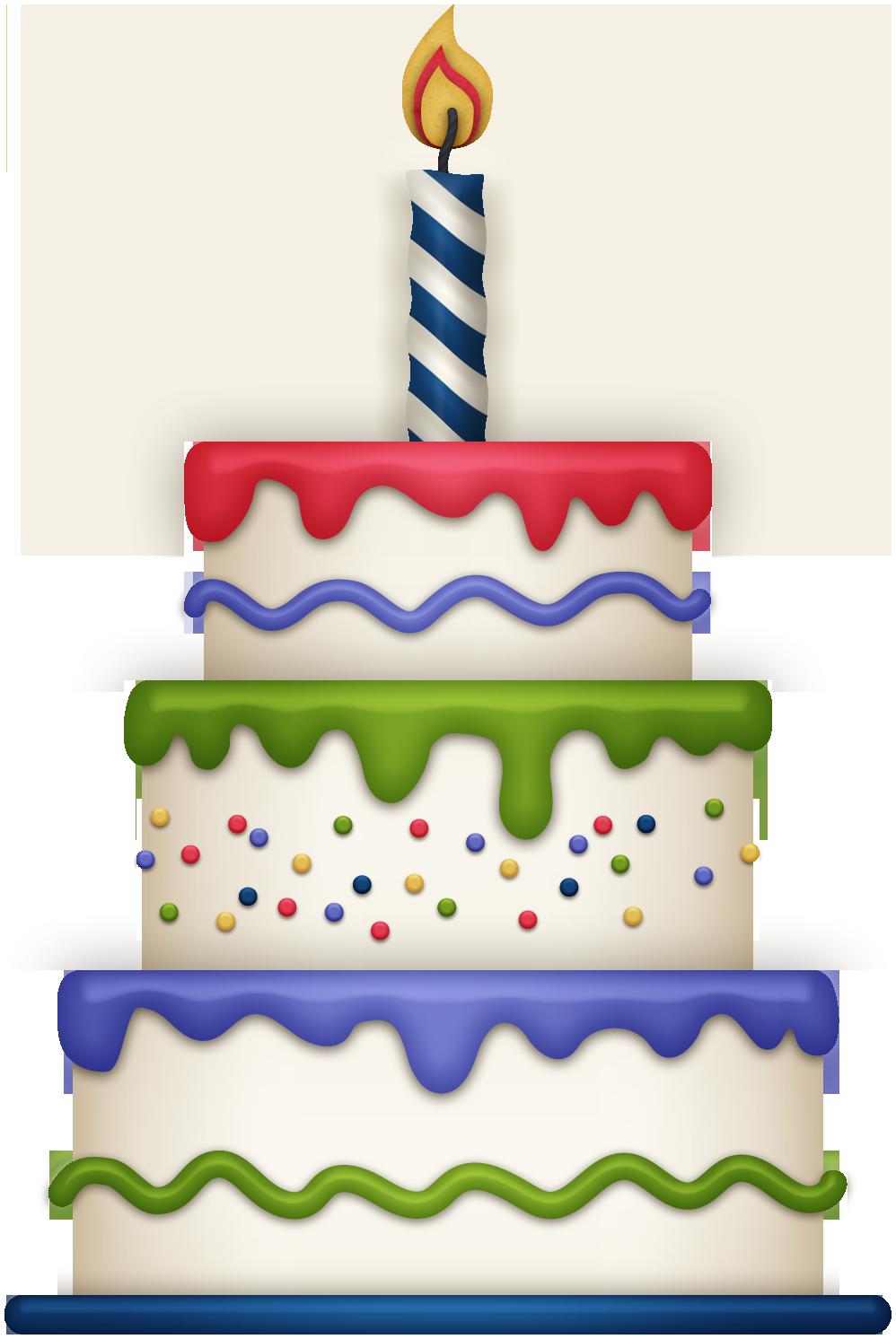 Happy Birthday Birthday clips, Birthday cake clip art