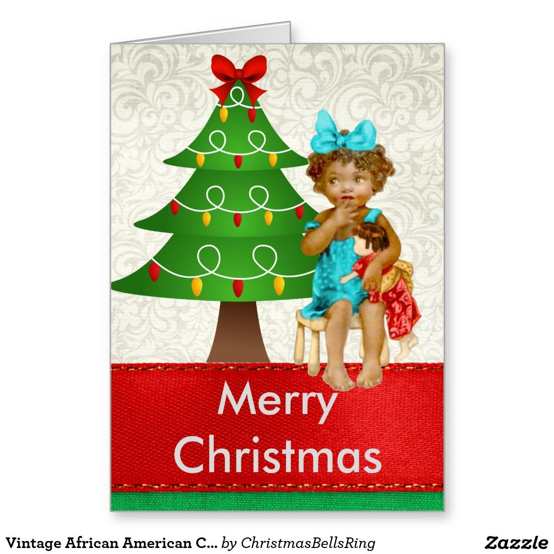 Vintage African American Christmas Cards Google Search Vintage