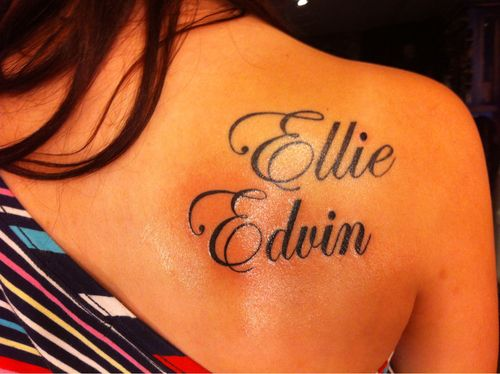 Pin By Lucianna Bartley On My Style Tattoos Name Tattoos Name Tattoo