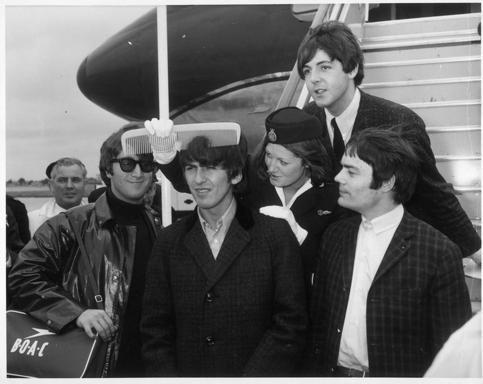 Beatles weirdest pics: 50 most bizarre photos of John Lennon, Paul McCartney, Ringo Starr and George Harrison from the archives - Mirror Online