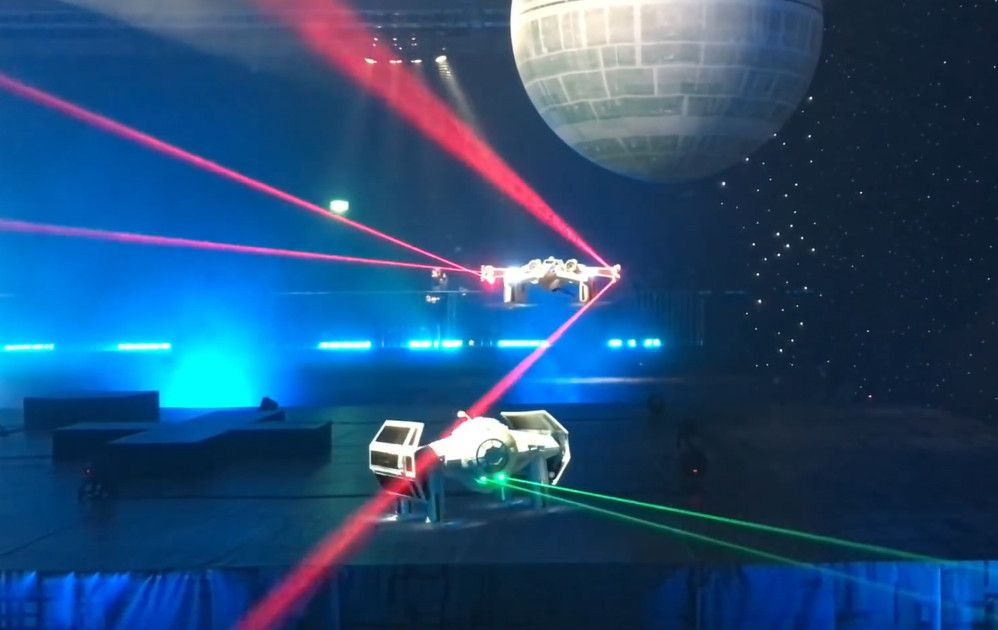 Official star wars drones set to launch fall 2016
